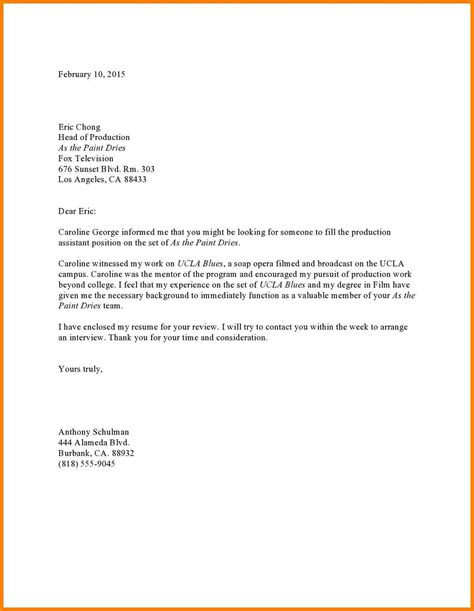 cover letter examples with referral 10 referral letter sample appeal leter