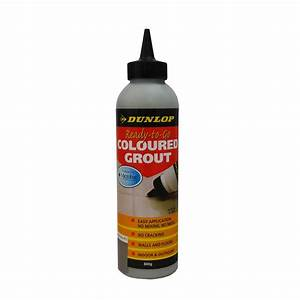 Davco Colour Grout Chart Dunlop 800g Ready To Go Grey Coloured Grout I N 6650124