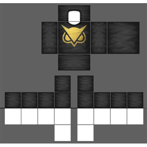 transparent hoodie template cool vanoss gold new icon shirt roblox