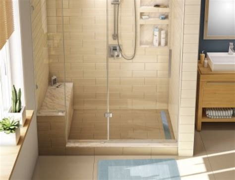 tileable shower pan 36 x 60 redi trench shower pan and bench 34 x 60 right linear