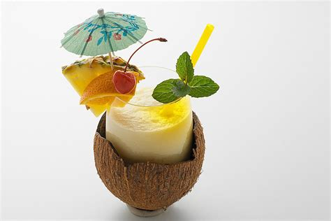 home decor ideas coco colada drink recipe the pina colada