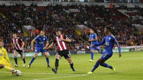 Sheffield United 1-4 Leicester City reaction: Shakespeare ...