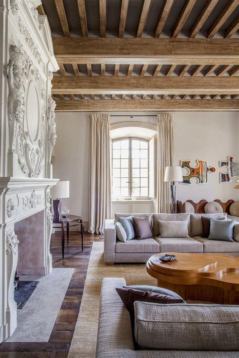 arts  crafts living room  fr  pierre yovanovitch