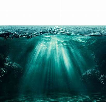 Ocean Underwater Sea Deep Views Clipart Freepngclipart