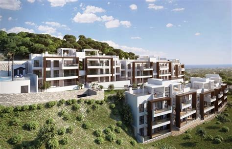 Appartments Marbella by Plan Apartment For Sale With Panoramic Views Alborada
