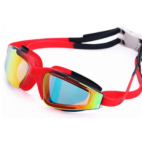 brand swimming glasses adults professional water