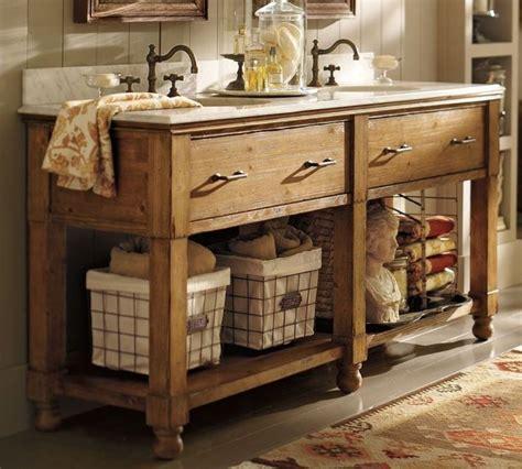 Country Vanity by 17 Amazing Rustic Bathroom Vanity Ideas Protoolzone