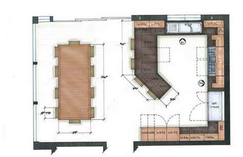 kitchen floorplans kitchen ideal kitchen layouts floor plans ideal kitchen