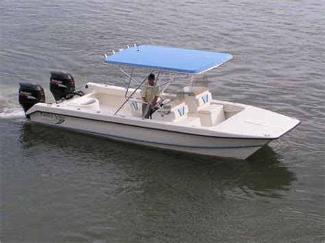 Twin Vee Boats by Research 2015 Twin Vee Boats 26 Dual Console Ocean Cat