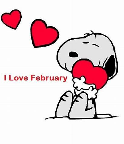 February Clipart Valentines Valentine Cartoon Calendar Kt