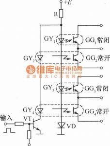 Index 21 - Sensor Circuit - Circuit Diagram