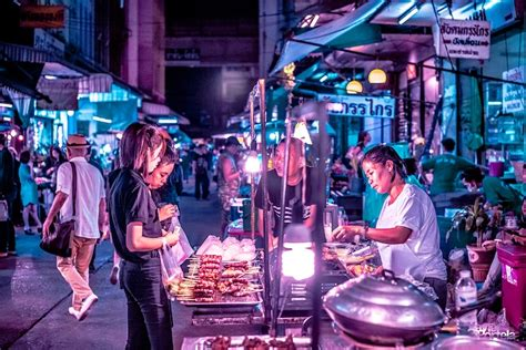 bangkok glow neon street photography  xavier portela