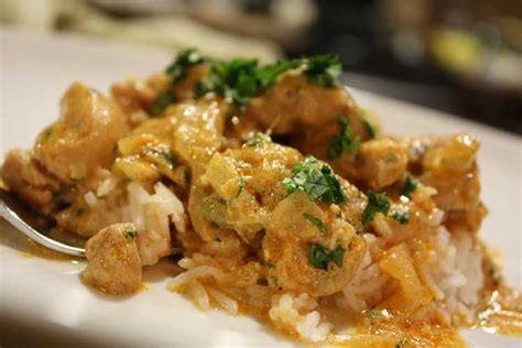 indian cuisine recipes with pictures chicken korma indian chicken curry and all the trimmings