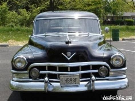 Classic Limo by Used 1950 Cadillac Fleetwood Antique Classic Limo Ohio