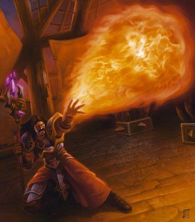 pyroblast hearthstone wiki