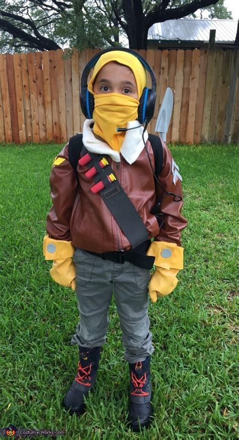 raptor  fortnite costume