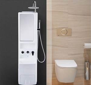 Dusche Waschbecken Kombination Wenn Dusche Und Waschbecken Sich Den