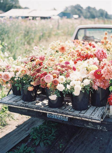 floret flower farm truck wedding ideas 100