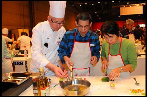 offrir un cours de cuisine avec un grand chef pretty cours de cuisine avec un chef photos gt gt cruzine