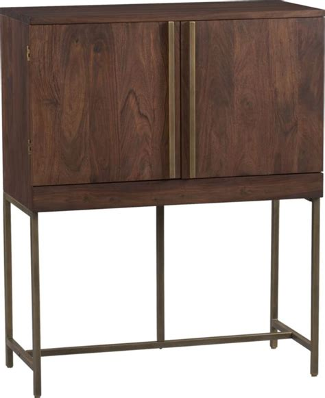 Crate And Barrel Bourne Bar Cabinet by Bourne Bar Cabinet 999 00 Love This This Is The Piece