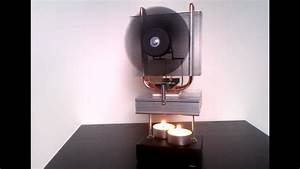 Thermoelectric, Generator, Powered, By, A, Candle