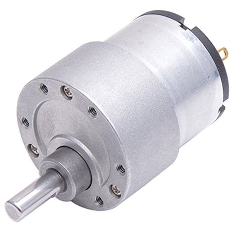 Electric Motor Store by Jgb37 520 Dc Gearmotor With Free Run Speed Of 800rpm And