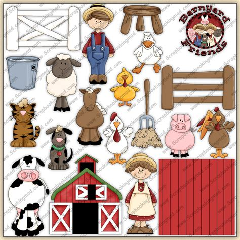 macdonald clipart graphic collection