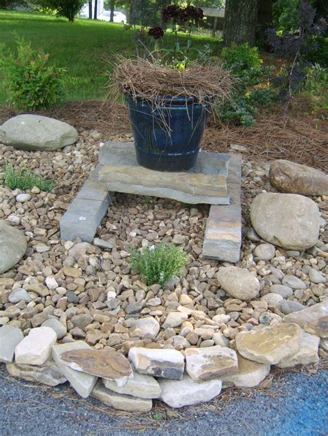xeriscaping designs xeriscape ideas getting stoned gasp pinterest