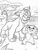 Guard Coloring Pages Printable National Lion Getcolorings sketch template