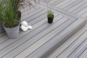 lame en bois composite fiberon xtrem pour terrasse With lamelle composite pour terrasse