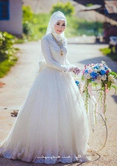 model gaun pengantin modern terbaru
