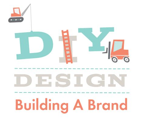 Diy Design A Month Of Brand Building On Omhg  Oh My