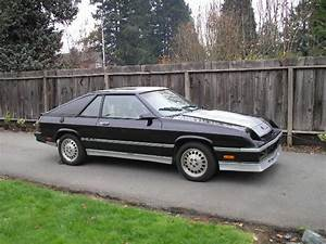 1985 Dodge Charger - Pictures