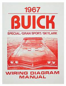 Wiring Diagram  Buick Skylark Fits 1967 Skylark   Opgi Com