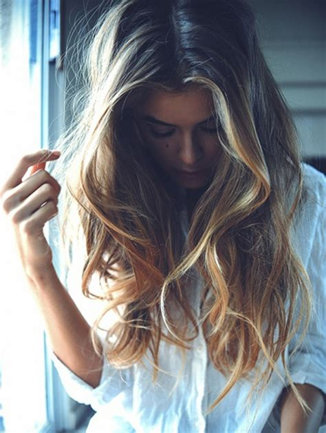 balayage hair coloring balayage hair coloring facts and ideas hair world magazine