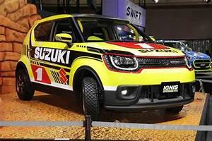 Suzuki Ignis Motocross Style Edition