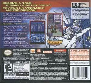 Digimon World Dusk Box Shot For Ds Gamefaqs