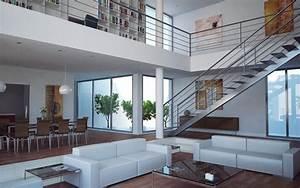 Interieur villa design deco site reference maison for Plan de maison avec piscine interieure 13 interieur villa design deco site reference maison