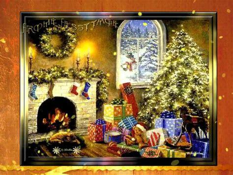 Grüße  Weihnachten Zu Hause Weihnachtsgrüße Youtube
