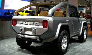 New 2016 Ford Bronco Concept