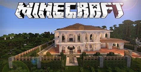 hollywood style minecraft house minecraft building