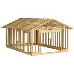garage framing kit 201 w31574