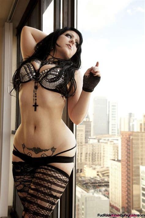 hot curvy goth girl fuck yeah curvy girls