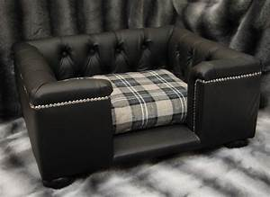 real leather dog sofas luxury dog beds With leather dog sofa bed