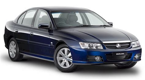 Old Holden ID Guide: 2004-2006 VZ Holden Commodore