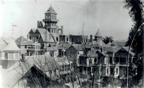 The Puzzling And Peculiar Winchester Mystery House The