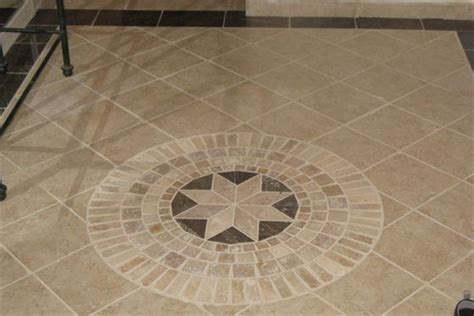 entryway tile medallions tile medallion for the home pinterest