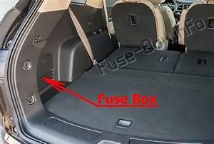 2009 Buick Enclave Fuse Box Location