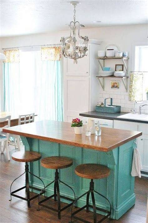 turquoise kitchen island house of turquoise kitchen wood kitchen kitchen designs with island in turquiose color
