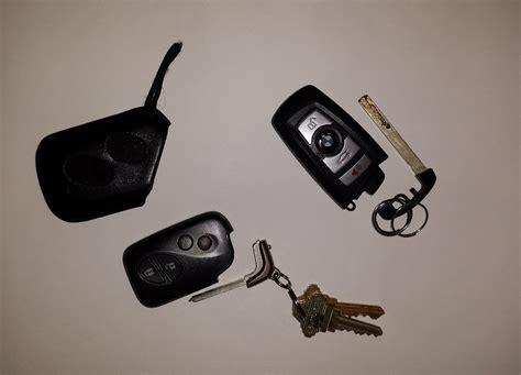 dead key fob    unlock  start  car